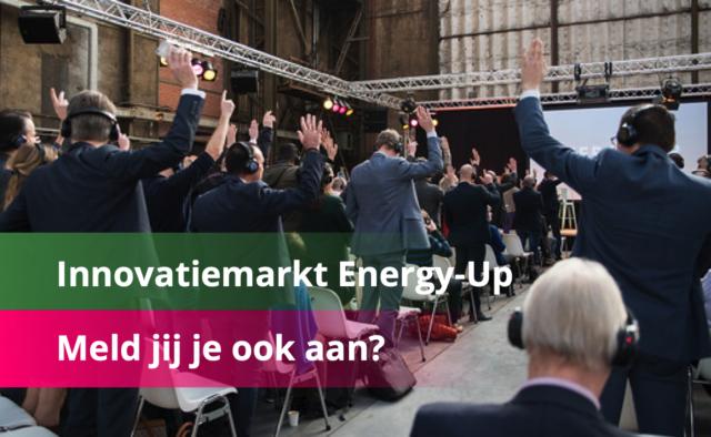 Innovatiemarkt Energy-Up